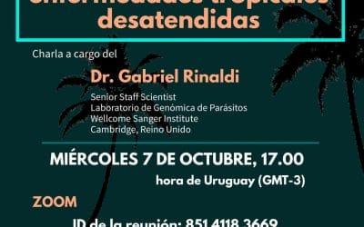Conferencia: Post-genómica de las enfermedades tropicales desatendidas.