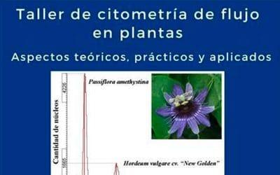 TALLER DE CITOMETRÍA DE FLUJO EN PLANTAS
