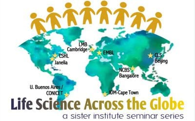 "Seminarios virtuales ""Life Science Across the Globe"" organizados por Janelia/HHMI"