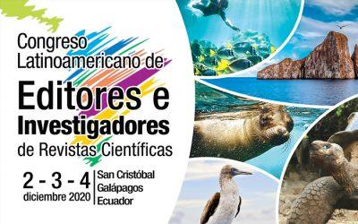 Congreso Latinoamericano de Editores e Investigadores de Revistas Científicas