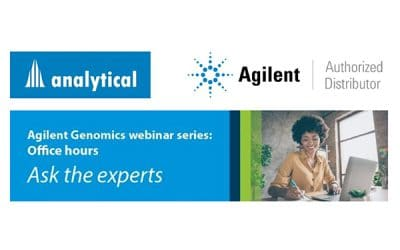 Analytical / Agilent Genomics Webinar Series: Office Hours!