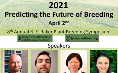 R.F. BAKER PLANT BREEDING SYMPOSIUM DE IOWA STATE UNIVERSITY