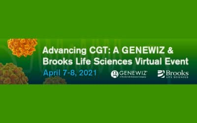 EVENTO VIRTUAL: CELL AND GENE THERAPY TREATMENTS