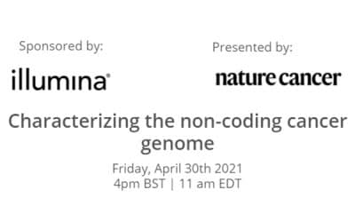 NATURE WEBINAR: CHARACTERIZING THE NON-CODING CANCER GENOME