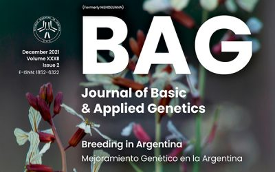 BAG. Journal of Basic & Applied Genetics