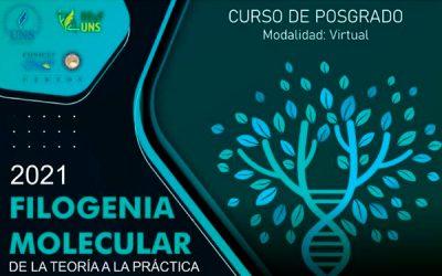 CURSO DE POSGRADO: FILOGENIA MOLECULAR
