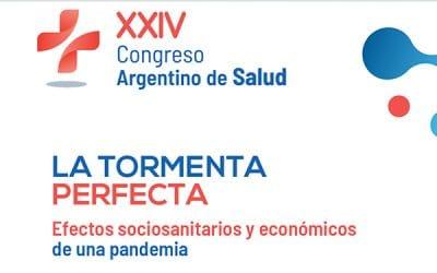 XXIV CONGRESO ARGENTINO DE SALUD
