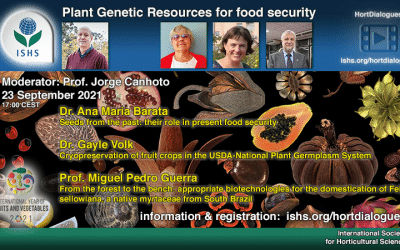WEBINAR: PLANT GENETIC RESOURCES FOR FOOD SECURITY