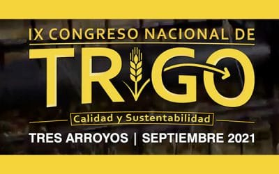 IX CONGRESO NACIONAL DE TRIGO