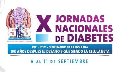 X Jornadas Nacionales de Diabetes