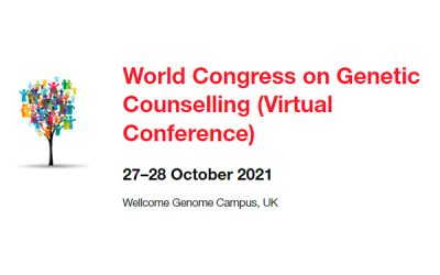 X WORLD CONGRESS ON GENETIC COUNSELLING